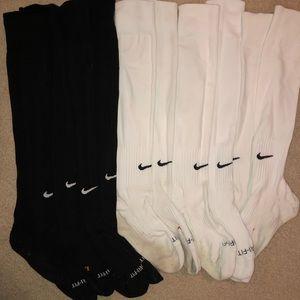 5 Pairs Nike Soccer Socks